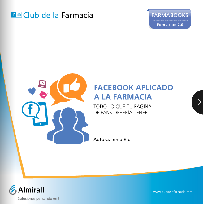Facebook aplicado a la farmacia