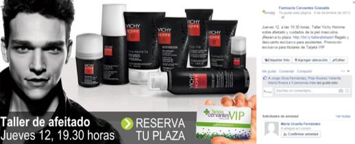 Farmacia Cervantes Saludability