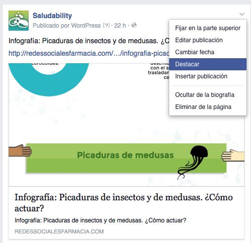 DEstacado Facebook