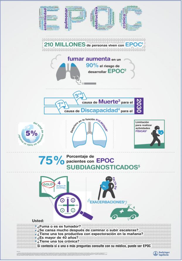 Infografía EPOC